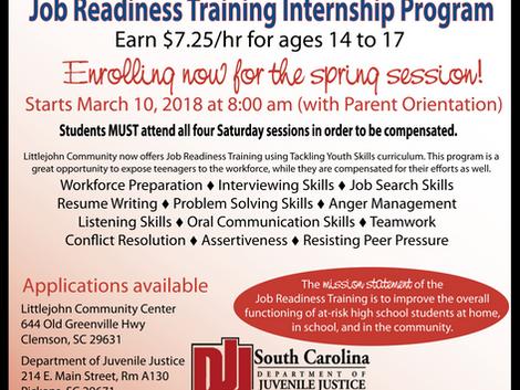 Job Readiness Training