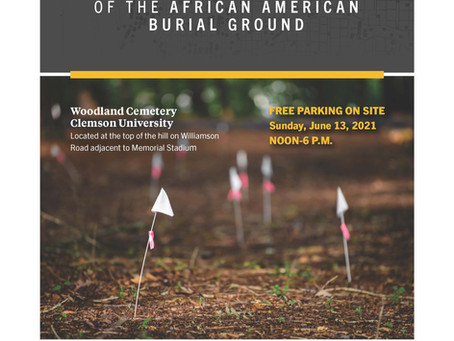African American Burial Ground Guided Tour