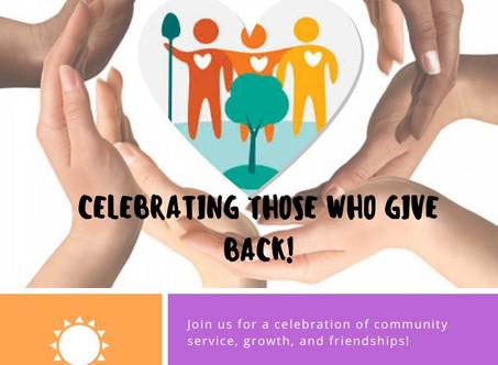 National Volunteer Day