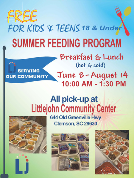 Summer Service Feeding Program