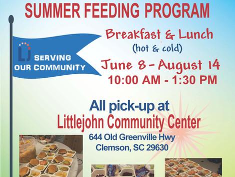 Summer Service Feeding Program