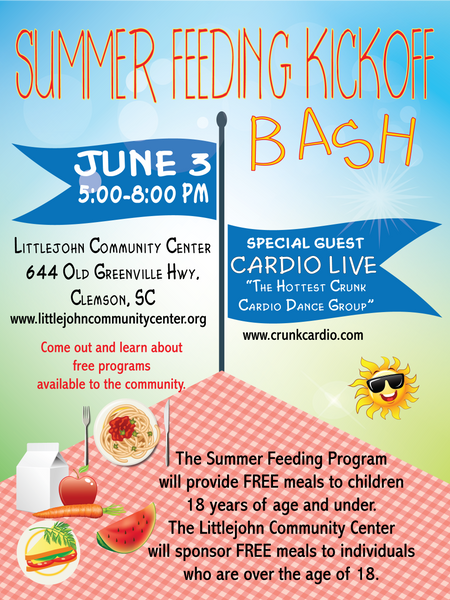 Summer Feeding Kickoff Bash!
