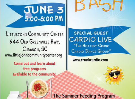 Summer Feeding Kickoff Bash!
