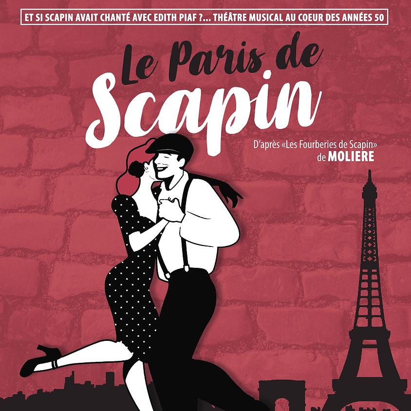 LE PARIS DE SCAPIN - SENS