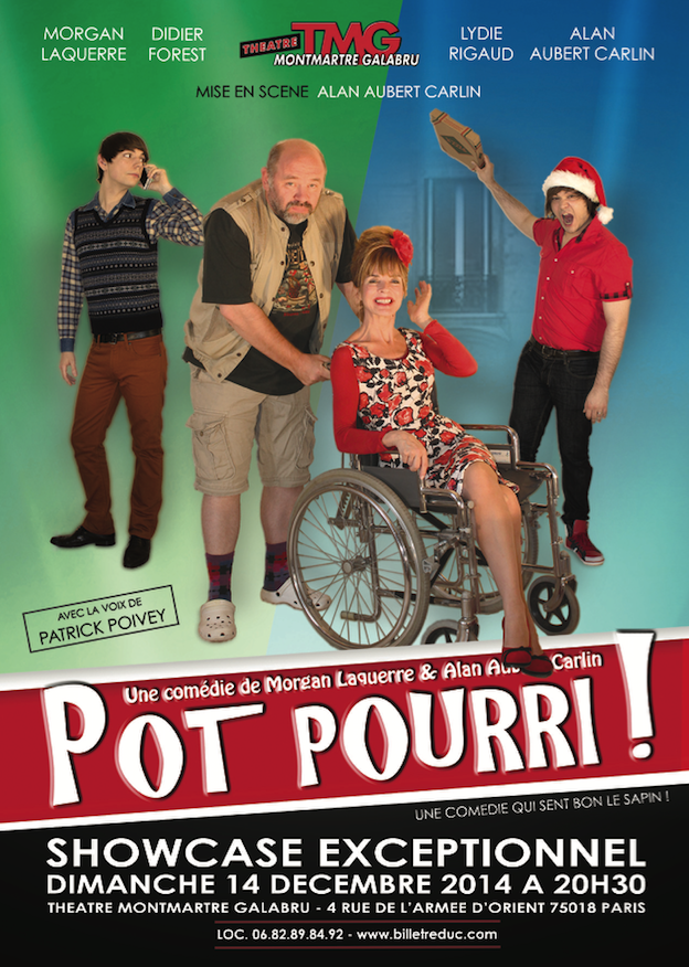 POT POURRI 2014