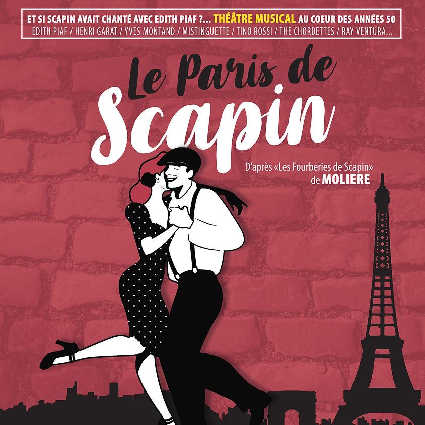 LE PARIS DE SCAPIN