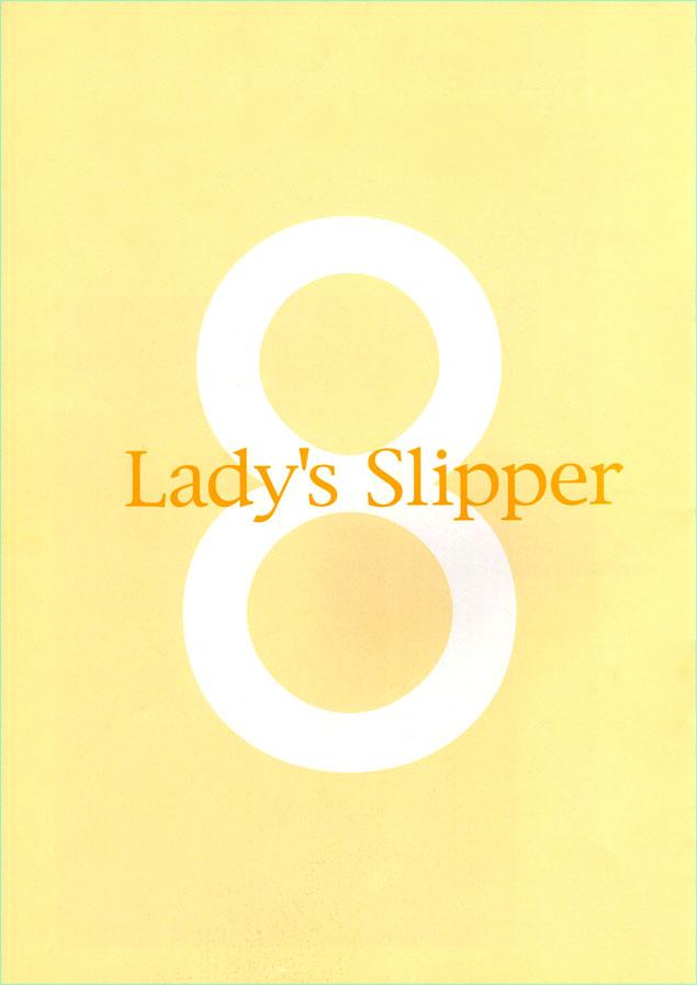 美術批評誌 Lady's Slipper No8