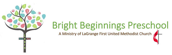Bright Beginnings Preschool Banner Pictu