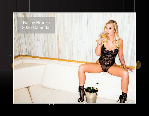 Bailey Brooke's 2020 Calendar