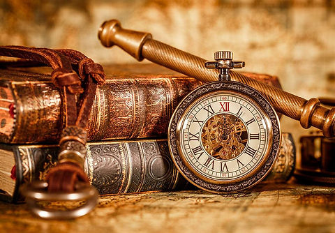 Vintage_Antique_pocket_watch_Wall_Mural_
