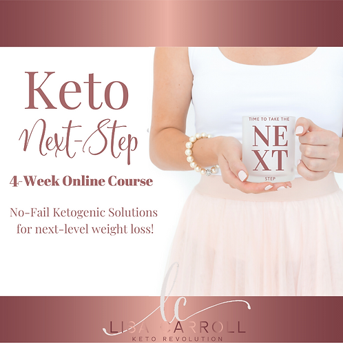 Keto Next-Step