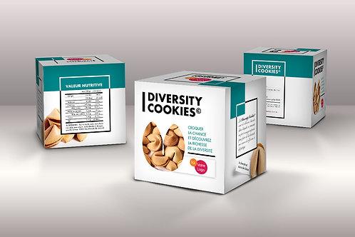 Diversity Cookies Personnalisés