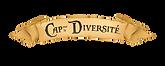 Logo du jeu Cap sur la diversité. Jeu de plateau créée par Accordia.