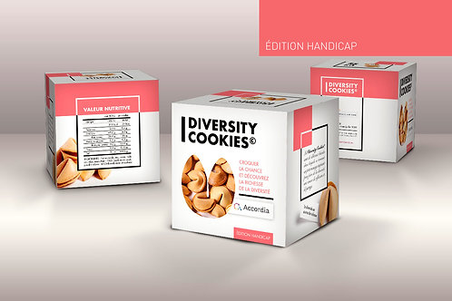 Diversity Cookies | Edition Handicap