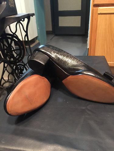 Ladies Leather half soles