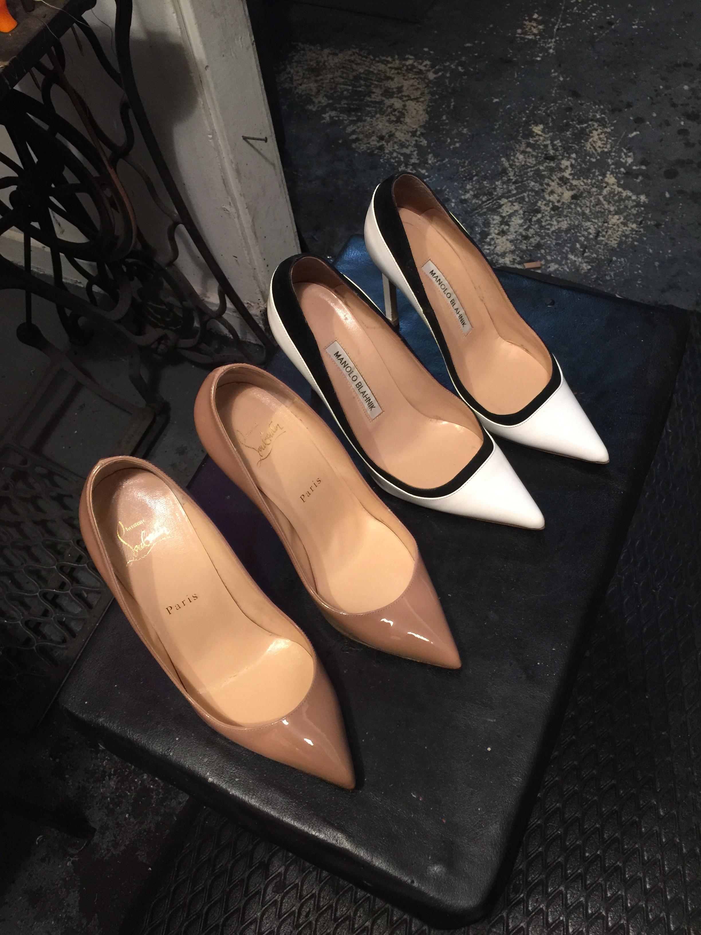 Shoe Repair Drop Off