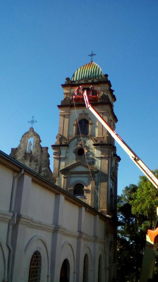 Campanha também prevê a revitalização das torres. Foto: divulgação
