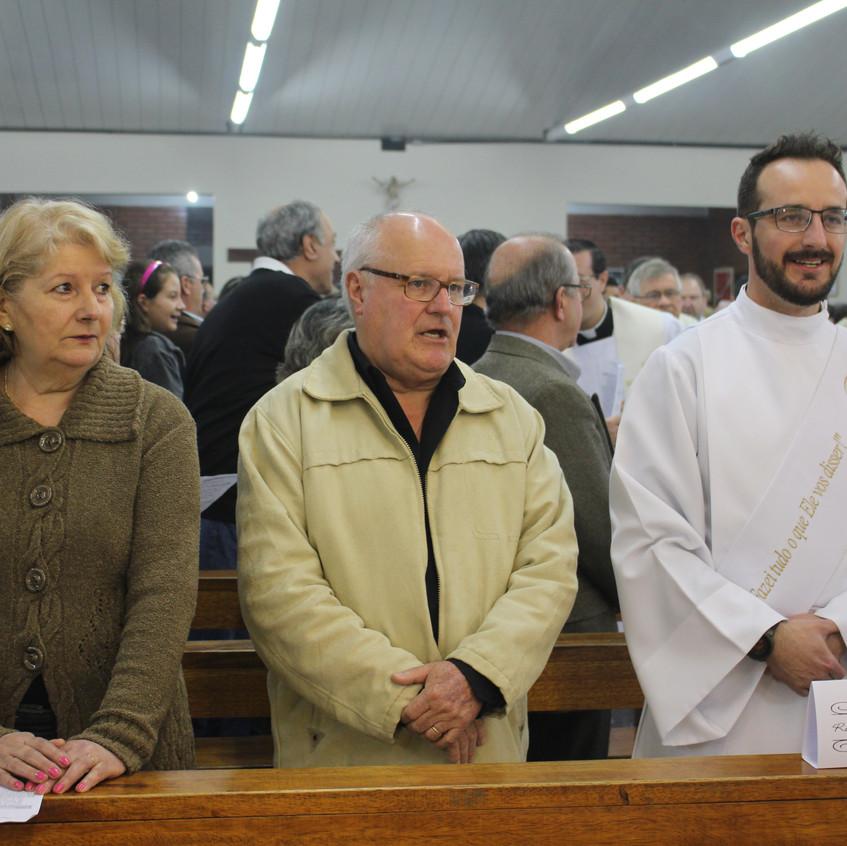 Ordenação Pe. Fausto Gabriel