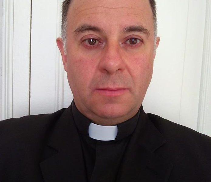 Padre Carlos Rômulo Gonçalves e Silva é da Arquidiocese de Pelotas. Foto: arquivo pessoal