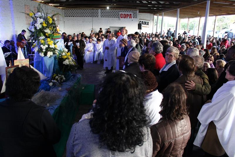 Homenagem aos consagrados