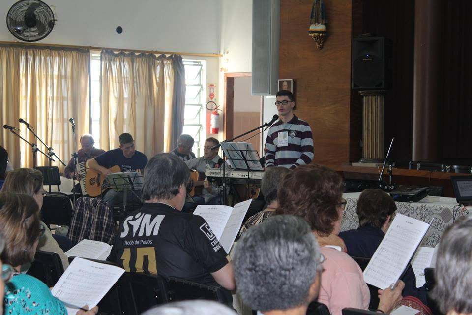 Encontro reuniu representantes de 16 dioceses do Rio Grande do Sul. Foto: divulgação