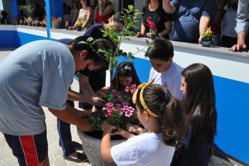 Inauguração Escola São Francisco