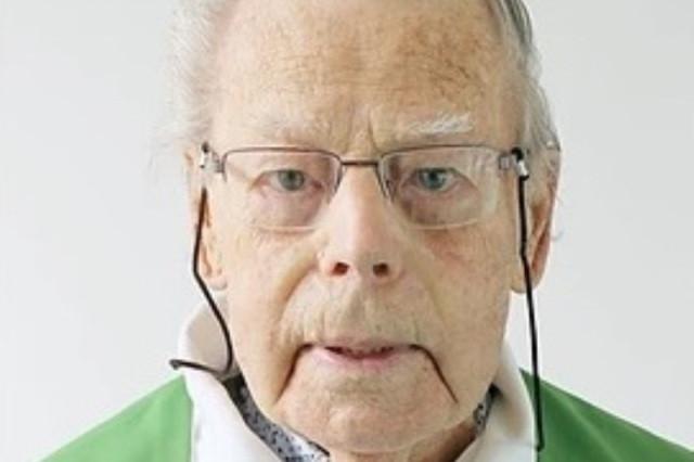 Pe. Edgar Pedro Heck tinha 95 anos. Foto: Amanda Fetzner Efrom