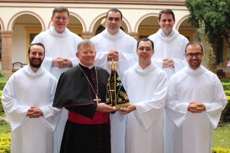 Dom Jaime Spengler ordenará seis presbíteros para a Arquidiocese neste ano. Foto: Amanda Fetzner Efrom