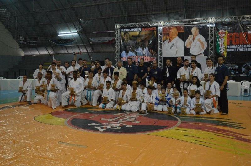 Equipe do Projari tem se destacado nas competições. Foto: divulgação Projari
