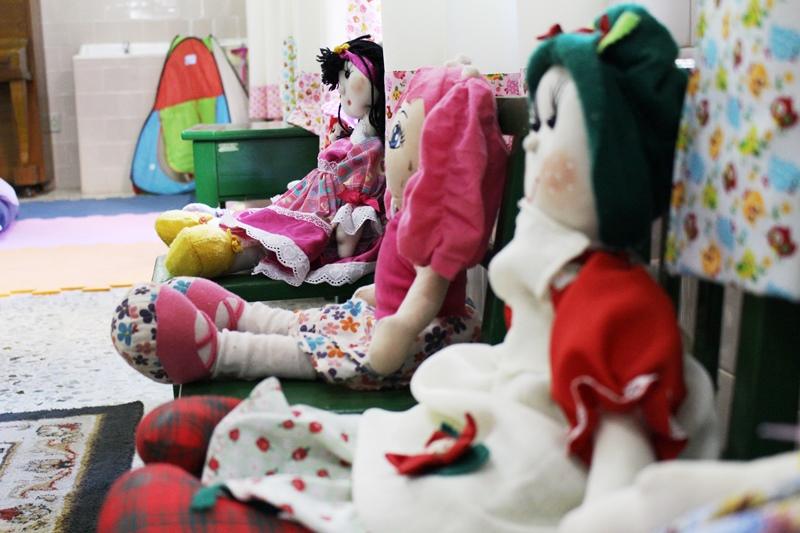 Sala para as crianças
