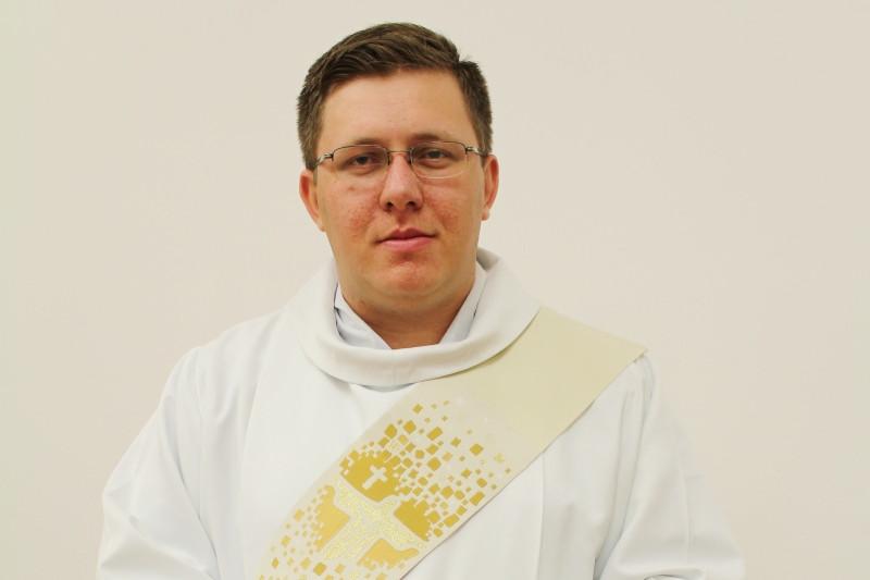 Nascido em Tenente Portela, Daniel da Silva será ordenado em Canoas, na paróquia que o acolheu na Arquidiocese. Foto: Amanda Fetzner Efrom