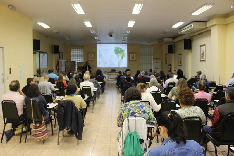 Tema da Campanha da Fraternidade 2017 foi debatido no Rio Grande do Sul. Foto: Judinei Vanzeto