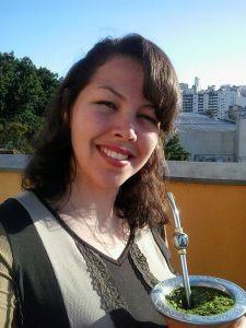 Rita de Cássia embarca domingo para a África. Foto: arquivo pessoal