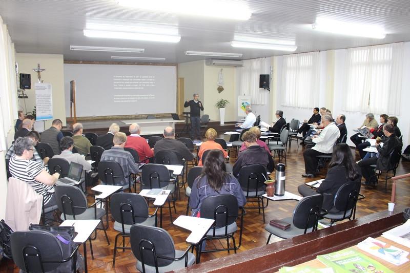 Representantes da Igreja no Rio Grande do Sul se reuniram nesta semana. Foto: Judinei Vanzeto