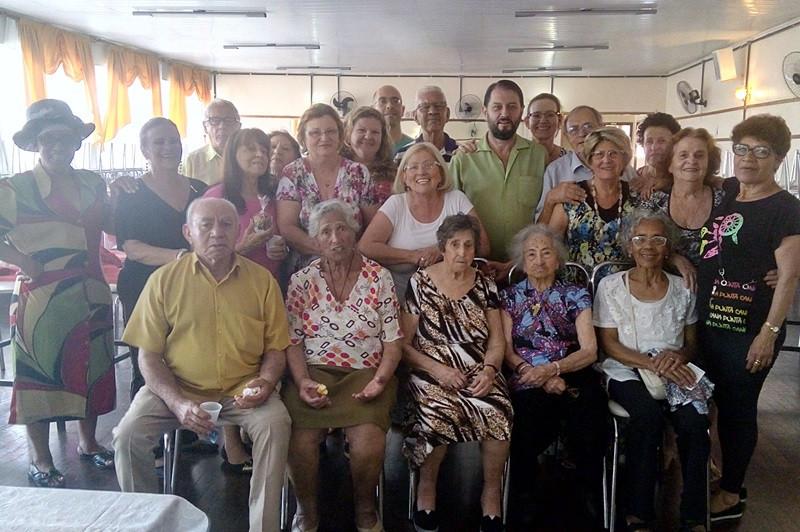 Paróquias de Porto Alegre se reuniram no início do mês. Foto: Divulgação Serviço Social