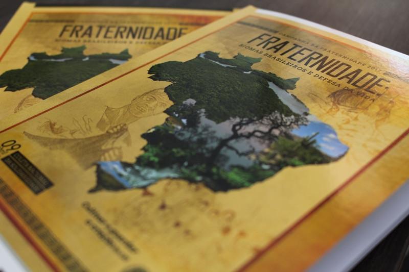 Campanha da Fraternidade propõe debate sobre os biomas brasileiros. Foto: Amanda Fetzner Efrom