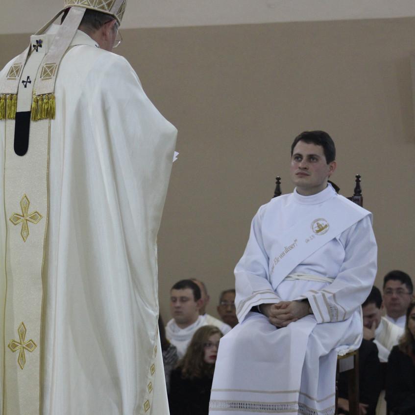 Ordenação Pe. Fabiano Colares