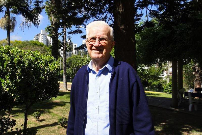Padre Janjão é conhecido pelo trabalho junto ao Colégio Anchieta. Foto: reprodução Colégio Anchieta