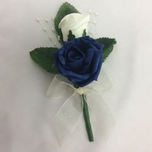 Wedding Buttonhole / Corsage - Princess