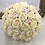 Thumbnail: Wedding Bouquet - Princess Posy with Pearls
