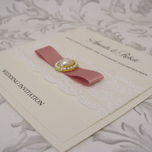 Wedding Invitation - Emma