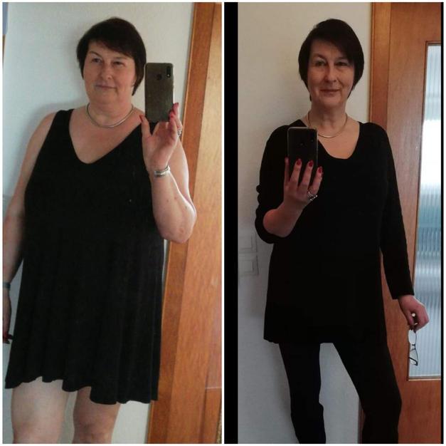 Beatrix minus 27 Kg _ 5 Monate