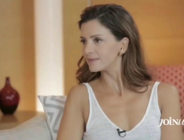 Το μυστικό ομορφιάς της Πέμπτης: Το look της Κατερίνας Λέχου