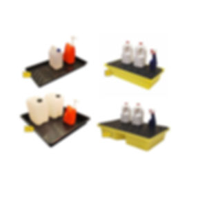 plastic spill trays and drip trays
