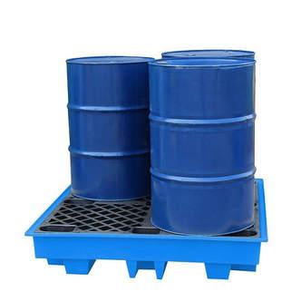 Spill Pallet for 4 Drum