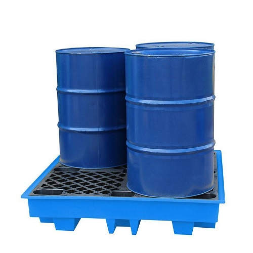 Spill Pallet for 4 Drum