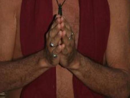 Musings from the Mat:  Namaste & Anjali Mudra