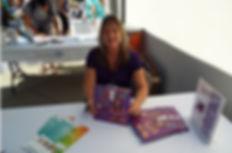 Karen Pierce YogaBear Yoga for Youngsters Shamanic Energy Healer Professional Organizer