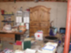 Professional Organizing Clear the Clutter Craft Organizing