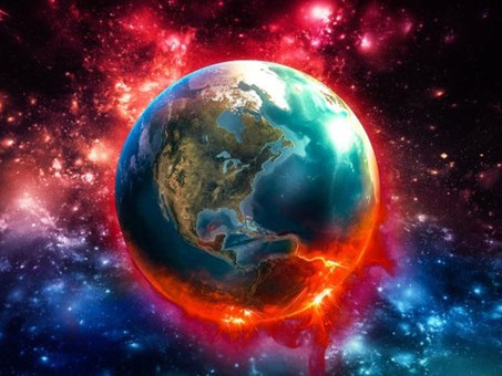 Earth Chakras & Earth in Crisis